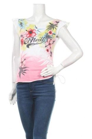 Γυναικεία μπλούζα O'neill, Μέγεθος L, Χρώμα Λευκό, 92% βαμβάκι, 8% ελαστάνη, Τιμή 14,35€