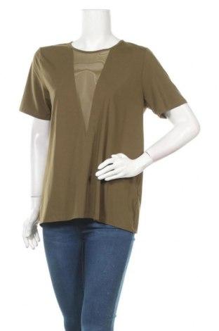 Γυναικεία μπλούζα Oysho, Μέγεθος M, Χρώμα Πράσινο, 65% πολυεστέρας, 35% ελαστάνη, Τιμή 3,64€