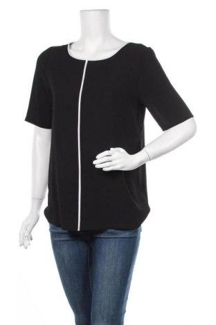 Γυναικεία μπλούζα Papaya, Μέγεθος M, Χρώμα Μαύρο, 98% πολυεστέρας, 2% ελαστάνη, Τιμή 7,79€