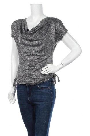 Γυναικεία μπλούζα Patrice Breal, Μέγεθος M, Χρώμα Γκρί, 50% πολυαμίδη, 45% πολυεστέρας, 5% ελαστάνη, Τιμή 8,31€