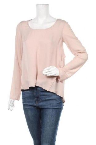 Дамска блуза Patrizia Pepe, Размер M, Цвят Бежов, Полиестер, Цена 81,75лв.