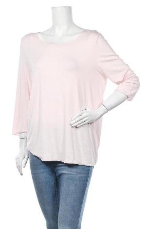 Дамска блуза Peter Hahn, Размер XL, Цвят Розов, 90% вискоза, 10% еластан, Цена 20,16лв.