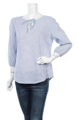 Дамска блуза Peter Hahn, Размер L, Цвят Бял, 99% памук, 1% еластан, Цена 35,44лв.