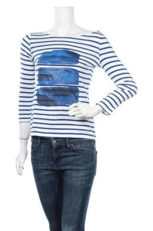 Γυναικεία μπλούζα Petit Bateau, Μέγεθος XXS, Χρώμα Πολύχρωμο, Βαμβάκι, Τιμή 16,56€