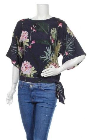 Дамска блуза Phase Eight, Размер XS, Цвят Син, Вискоза, Цена 60,52лв.