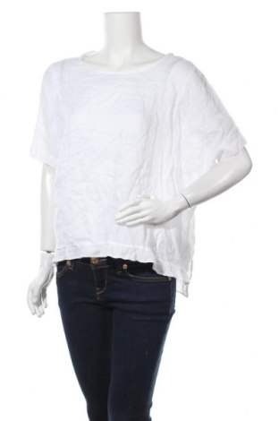 Дамска блуза Phase Eight, Размер XS, Цвят Бял, Лен, Цена 66,75лв.