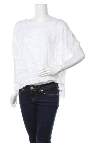 Дамска блуза Phase Eight, Размер XS, Цвят Бял, Лен, Цена 66,00лв.