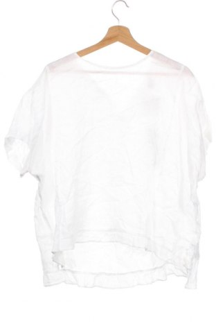 Дамска блуза Phase Eight, Размер XS, Цвят Бял, Лен, Цена 59,25лв.