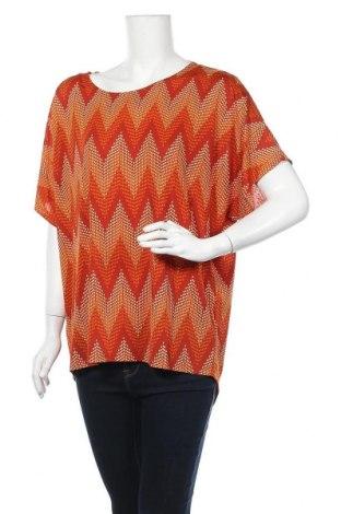 Γυναικεία μπλούζα Qed London, Μέγεθος S, Χρώμα Πολύχρωμο, 95% πολυεστέρας, 5% ελαστάνη, Τιμή 5,85€