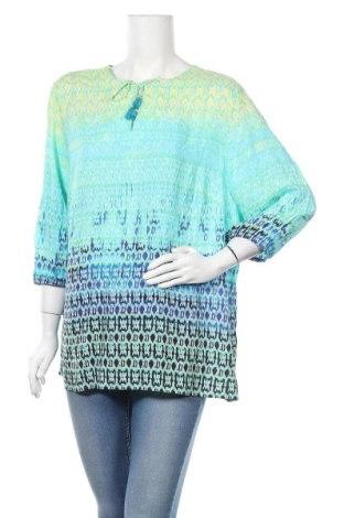 Дамска блуза Rabe, Размер XXL, Цвят Многоцветен, Вискоза, Цена 8,19лв.