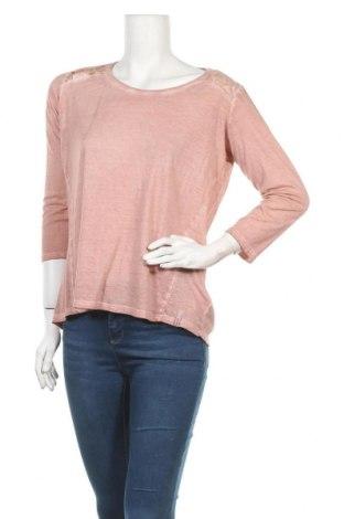 Γυναικεία μπλούζα Roadsign, Μέγεθος L, Χρώμα Ρόζ , 50% βαμβάκι, μοντάλ, Τιμή 4,32€