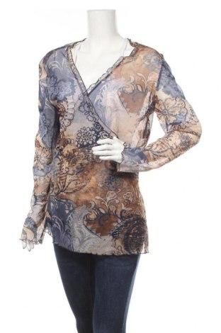 Дамска блуза Samoon, Размер XL, Цвят Многоцветен, Полиамид, Цена 16,07лв.