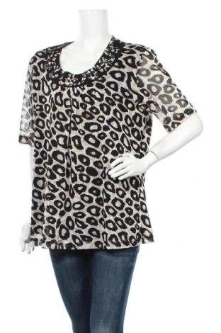 Дамска блуза Samoon By Gerry Weber, Размер XL, Цвят Многоцветен, Цена 8,66лв.