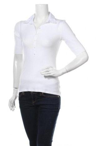 Дамска блуза Schiesser, Размер M, Цвят Бял, 95% памук, 5% еластан, Цена 19,95лв.
