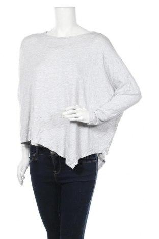 Дамска блуза Seed, Размер M, Цвят Сив, 95% модал, 5% еластан, Цена 14,18лв.