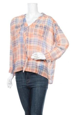 Дамска блуза Sinequanone, Размер L, Цвят Многоцветен, Полиестер, Цена 4,41лв.