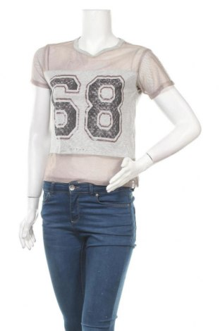Γυναικεία μπλούζα Sisley, Μέγεθος S, Χρώμα Γκρί, Τιμή 11,69€