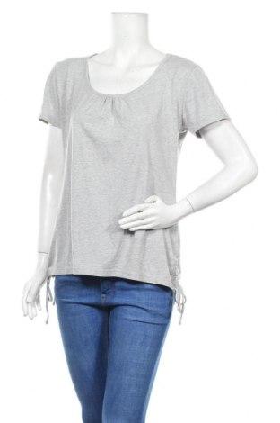 Γυναικεία μπλούζα Skin To Skin, Μέγεθος L, Χρώμα Γκρί, 48% βαμβάκι, 48% μοντάλ, 4% ελαστάνη, Τιμή 9,35€