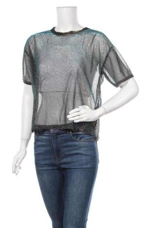 Γυναικεία μπλούζα Sparkle & Fade, Μέγεθος S, Χρώμα Πολύχρωμο, 61% πολυαμίδη, 39% μεταλλικά νήματα, Τιμή 8,28€