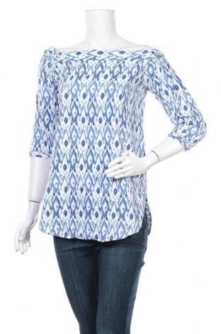 Γυναικεία μπλούζα Steffen Schraut, Μέγεθος M, Χρώμα Μπλέ, 60% βαμβάκι, 35% πολυεστέρας, 5% ελαστάνη, Τιμή 19,00€