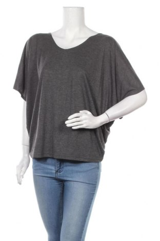 Γυναικεία μπλούζα Supre, Μέγεθος XXL, Χρώμα Γκρί, 65% πολυεστέρας, 35% βισκόζη, Τιμή 4,97€