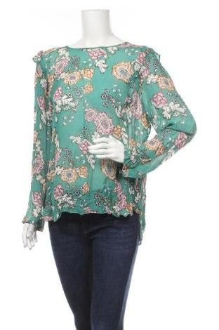 Дамска блуза Sussan, Размер XXL, Цвят Зелен, Вискоза, Цена 18,90лв.