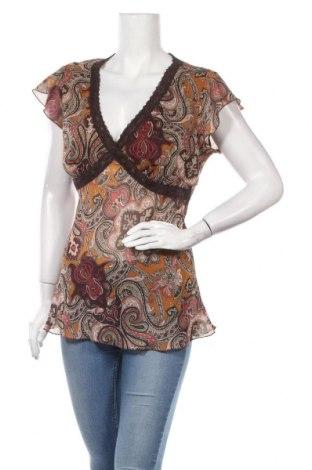 Γυναικεία μπλούζα Suzy Shier, Μέγεθος L, Χρώμα Πολύχρωμο, Πολυεστέρας, Τιμή 3,90€