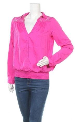 Γυναικεία μπλούζα Tally Weijl, Μέγεθος L, Χρώμα Ρόζ , Πολυεστέρας, Τιμή 9,25€