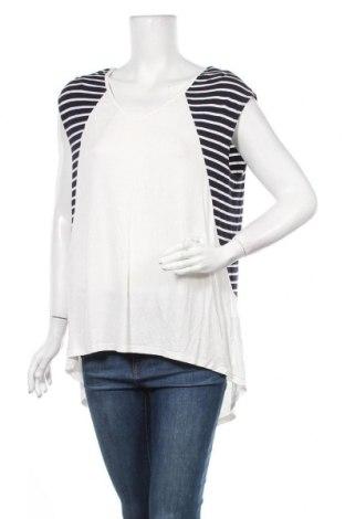 Γυναικεία μπλούζα Temt, Μέγεθος XL, Χρώμα Λευκό, 95% πολυεστέρας, 5% ελαστάνη, Τιμή 9,94€