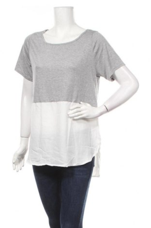 Γυναικεία μπλούζα Temt, Μέγεθος XL, Χρώμα Γκρί, 95% βισκόζη, 5% ελαστάνη, Τιμή 11,11€