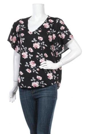 Γυναικεία μπλούζα Temt, Μέγεθος XL, Χρώμα Μαύρο, 95% πολυεστέρας, 5% ελαστάνη, Τιμή 9,35€