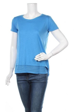 Γυναικεία μπλούζα Terranova, Μέγεθος S, Χρώμα Μπλέ, 65% πολυεστέρας, 35% βισκόζη, Τιμή 11,11€