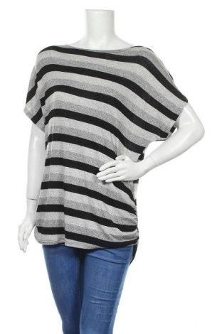 Γυναικεία μπλούζα Today, Μέγεθος M, Χρώμα Γκρί, 95% βισκόζη, 5% ελαστάνη, Τιμή 9,35€