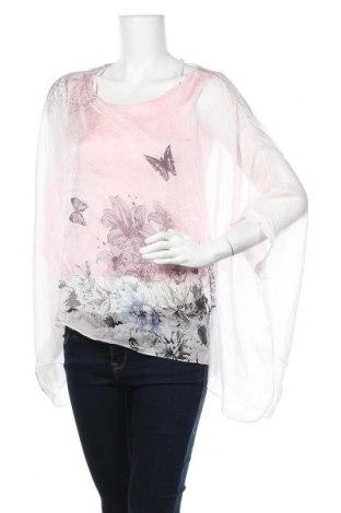 Дамска блуза Today, Размер M, Цвят Розов, Полиестер, Цена 16,80лв.
