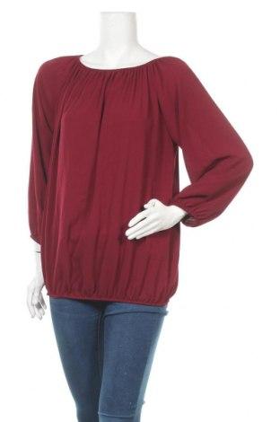 Дамска блуза Today, Размер L, Цвят Червен, 95% полиестер, 5% еластан, Цена 17,01лв.
