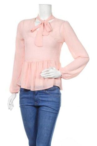Дамска блуза Today, Размер S, Цвят Розов, Полиестер, Цена 12,29лв.