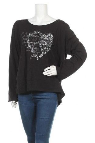 Γυναικεία μπλούζα Tredy, Μέγεθος XXL, Χρώμα Μαύρο, Τιμή 9,94€