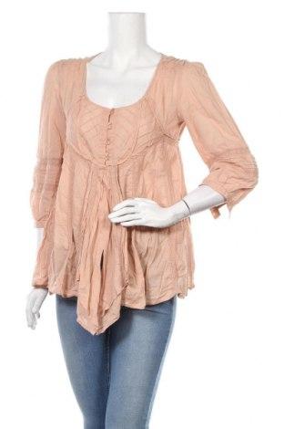 Γυναικεία μπλούζα Vila, Μέγεθος S, Χρώμα Ρόζ , Βαμβάκι, Τιμή 12,99€