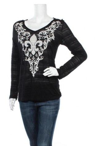 Γυναικεία μπλούζα Vocal, Μέγεθος XL, Χρώμα Μαύρο, Τιμή 10,49€