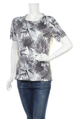 Γυναικεία μπλούζα Woman By Tchibo, Μέγεθος M, Χρώμα Πολύχρωμο, 95% βισκόζη, 5% ελαστάνη, Τιμή 7,79€
