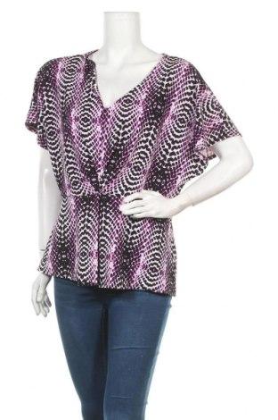 Γυναικεία μπλούζα Worthington, Μέγεθος XL, Χρώμα Πολύχρωμο, 95% πολυεστέρας, 5% ελαστάνη, Τιμή 3,86€