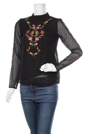 Дамска блуза Y.A.S, Размер XS, Цвят Черен, Полиестер, Цена 19,95лв.