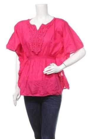 Γυναικεία μπλούζα Yes Or No, Μέγεθος M, Χρώμα Ρόζ , Βαμβάκι, Τιμή 8,64€