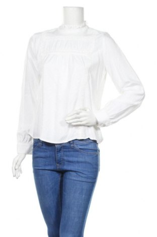 Γυναικεία μπλούζα Yfl Reserved, Μέγεθος M, Χρώμα Λευκό, Τιμή 11,14€