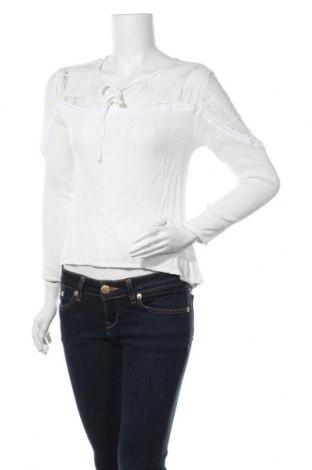 Дамска блуза Zanzea, Размер L, Цвят Бял, Цена 17,85лв.