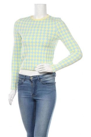 Γυναικεία μπλούζα Zara, Μέγεθος S, Χρώμα Μπλέ, Πολυεστέρας, Τιμή 14,39€