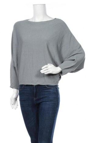Γυναικεία μπλούζα Zara Knitwear, Μέγεθος M, Χρώμα Γκρί, 82% βισκόζη, 18% πολυεστέρας, Τιμή 5,68€
