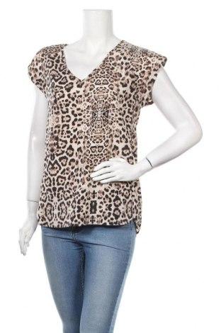 Дамска блуза Zebra, Размер M, Цвят Многоцветен, Полиестер, Цена 12,50лв.
