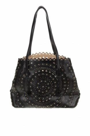 Дамска чанта, Цвят Черен, Еко кожа, Цена 31,92лв.