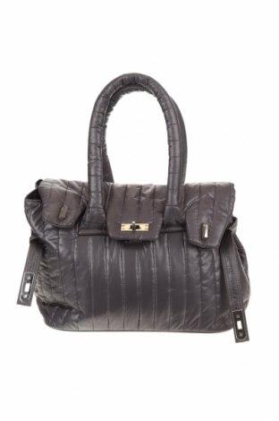 Дамска чанта, Цвят Сив, Текстил, Цена 29,40лв.